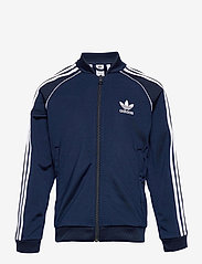 adidas Originals - Adicolor SST Track Jacket - sweatshirts - conavy/white - 0