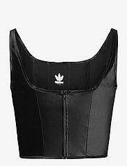 adidas Originals - Corset W - navel shirts - black - 2