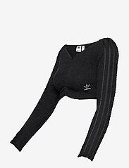 adidas Originals - Crop Top W - crop tops - black - 3