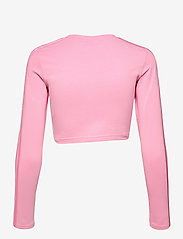adidas Originals - Crop Long Sleeve T-Shirt W - topjes met lange mouwen - ltpink - 4