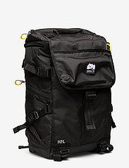 adidas Originals - Adventure Top Loader Bag - nyheter - black/gloprp/white - 2