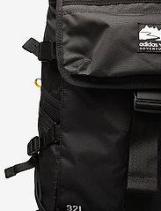 adidas Originals - Adventure Top Loader Bag - nyheter - black/gloprp/white - 3