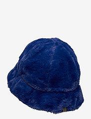 adidas Originals - SPRT Faux Fur Bucket Hat - bucket hats - vicblu - 1