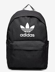 Adicolor Backpack - BLACK/WHITE