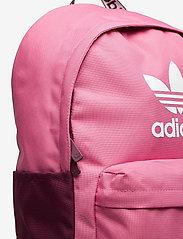 adidas Originals - Adicolor Backpack - nyheter - roston/viccri/white - 4