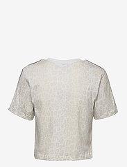 adidas Originals - Cropped T-Shirt W - crop tops - multco/white/talc - 2