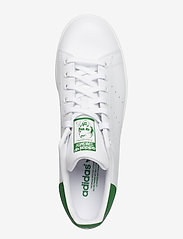 adidas Originals - STAN SMITH - lav ankel - ftwwht/cwhite/green - 3