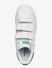 adidas Originals - STAN SMITH CF - lav ankel - ftwwht/ftwwht/green - 3