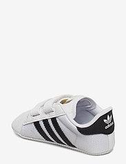 adidas Originals - SUPERSTAR CRIB - hausschuhe - ftwwht/cblack/ftwwht - 2