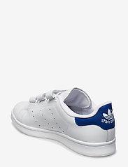 adidas Originals - STAN SMITH CF - lav ankel - ftwwht/ftwwht/croyal - 2