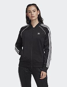 SS TT - sweatshirts - black/white