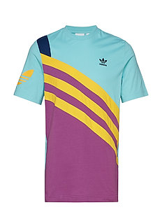 adidas Originals    TRF TEE +  - T-Shirts & Tops    RICMAU