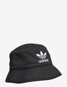Adicolor Trefoil Bucket Hat - bucket hats - black/white