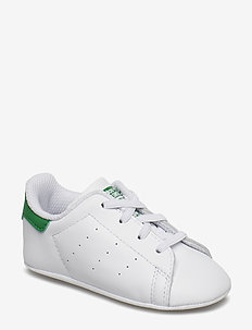 STAN SMITH CRIB - FTWWHT/FTWWHT/GREEN