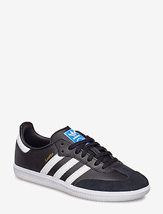 SAMBA OG J - sneakers - cblack/ftwwht/ftwwht