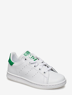 STAN SMITH C - sneakers - ftwwht/ftwwht/green