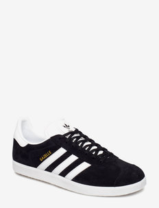 Gazelle - low tops - cblack/white/goldmt