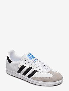 SAMBA OG J - sneakers - ftwwht/cblack/cgrani