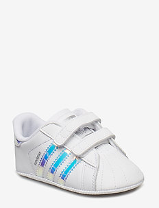 SUPERSTAR CRIB - sneakers - ftwwht/ftwwht/cblack