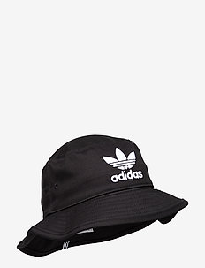 BUCKET HAT AC - mössor - black