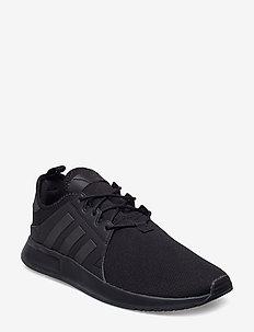 X_PLR - sneakers med lav ankel - cblack/trgrme/cblack