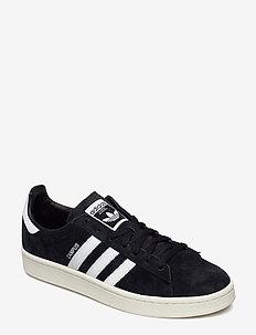 CAMPUS - låga sneakers - cblack/ftwwht/cwhite