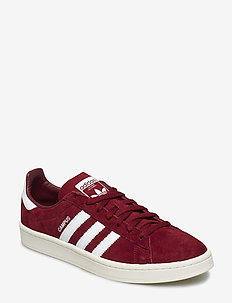 CAMPUS - låga sneakers - cburgu/ftwwht/cwhite
