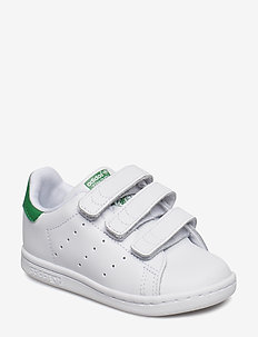 STAN SMITH CF I - low tops - ftwwht/ftwwht/green