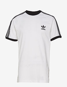 3-STRIPES TEE - WHITE