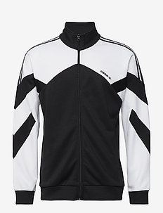 Palmeston TT - track jackets - black/white