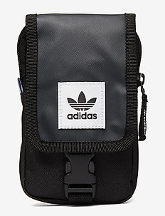 MAP BAG - BLACK