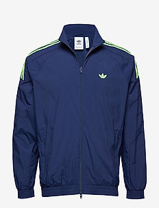 adidas originals FLAMESTRK WV Track Jacket maroon bei