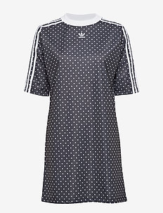 DRESS - BLACK/WHITE