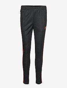 SST TRACK PANTS - BLACK/CRAORA