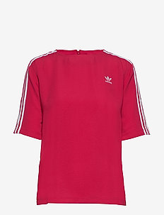 3 STRIPES TEE - logo t-shirts - pripnk