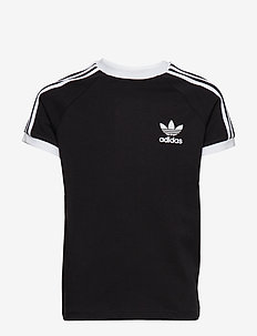 3STRIPES TEE - BLACK/WHITE