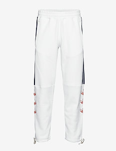 FT SWEATPANT - WHITE/RAWAMB