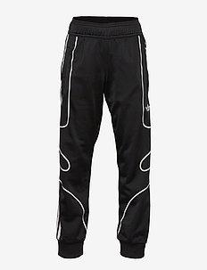 FLAMESTRK PANTS - BLACK/WHITE
