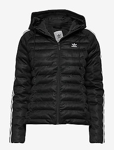 SLIM JACKET - insulated jackets - black