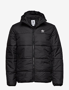 JACKET PADDED - BLACK