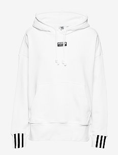 VOCAL HOODIE - WHITE