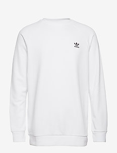 ESSENTIAL CREW - WHITE/BLACK