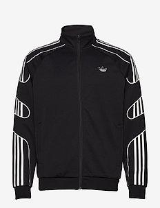 FSTRIKE TT - track jackets - black