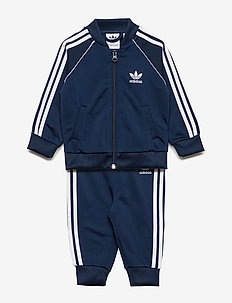 SUPERSTAR SUIT - CONAVY/WHITE