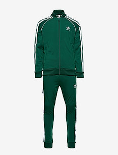SUPERSTAR SUIT - CGREEN/WHITE