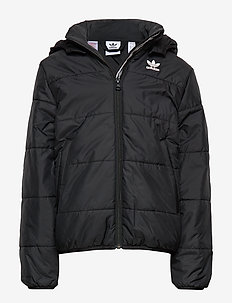 JACKET - BLACK/WHIREF