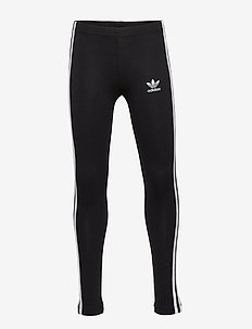 3STRIPES LEGG - leggings - black/white