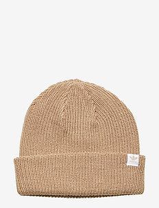 SHORTY BEANIE - TRAKHA/WHITE