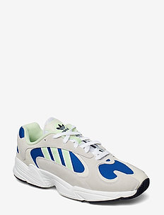 YUNG-1 - chunky sneakers - ftwwht/glogrn/croyal
