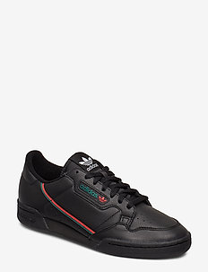 CONTINENTAL 80 - low tops - cblack/scarle/cgreen